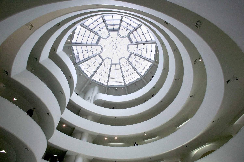 Guggenheim Museum, New York - Sheet2