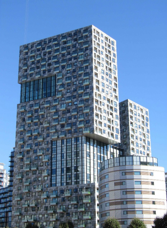 Lincoln Plaza, London - Sheet1