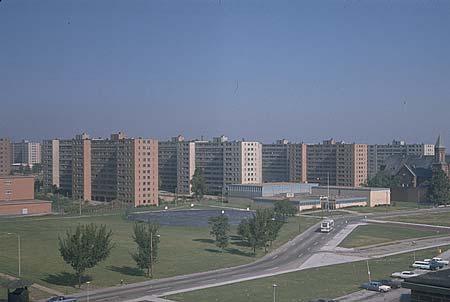 Pruitt-Igoe Housing Development, Missouri - Sheet1