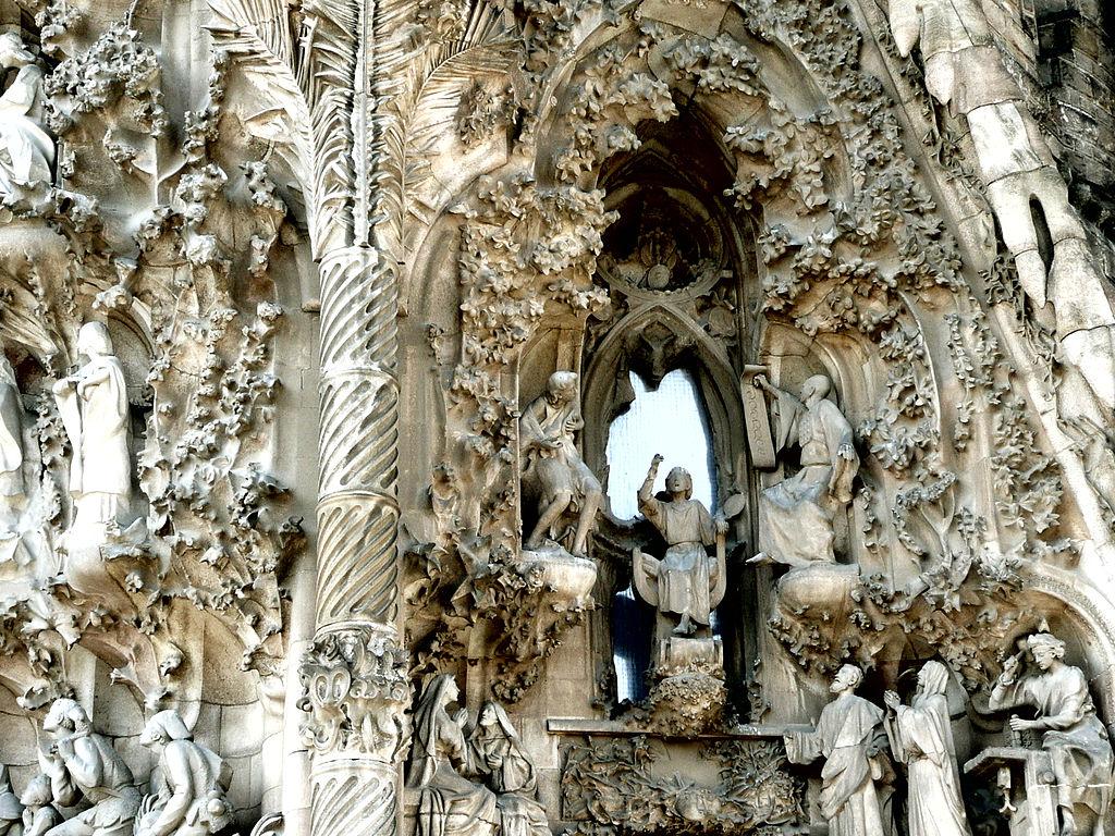 Sagrada Familia, Barcelona - Sheet3
