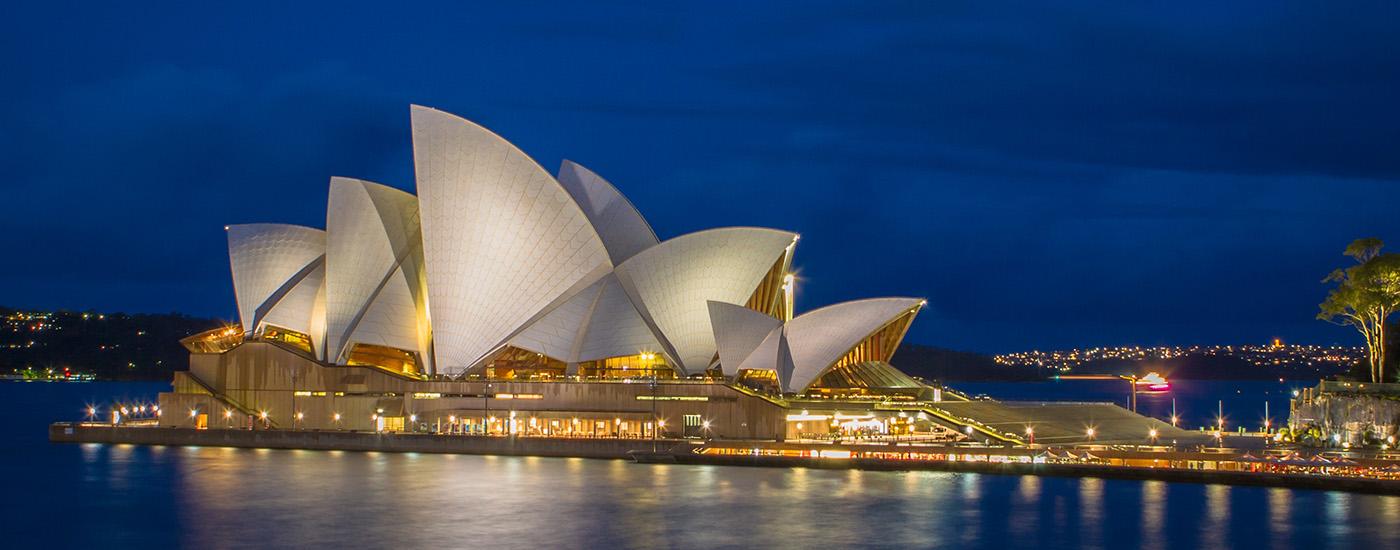 Sydney Opera House, Sydney - Sheet1