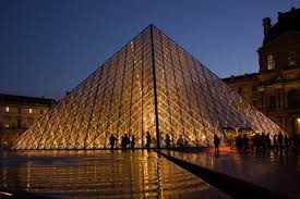 The Louvre Pyramid - Sheet3