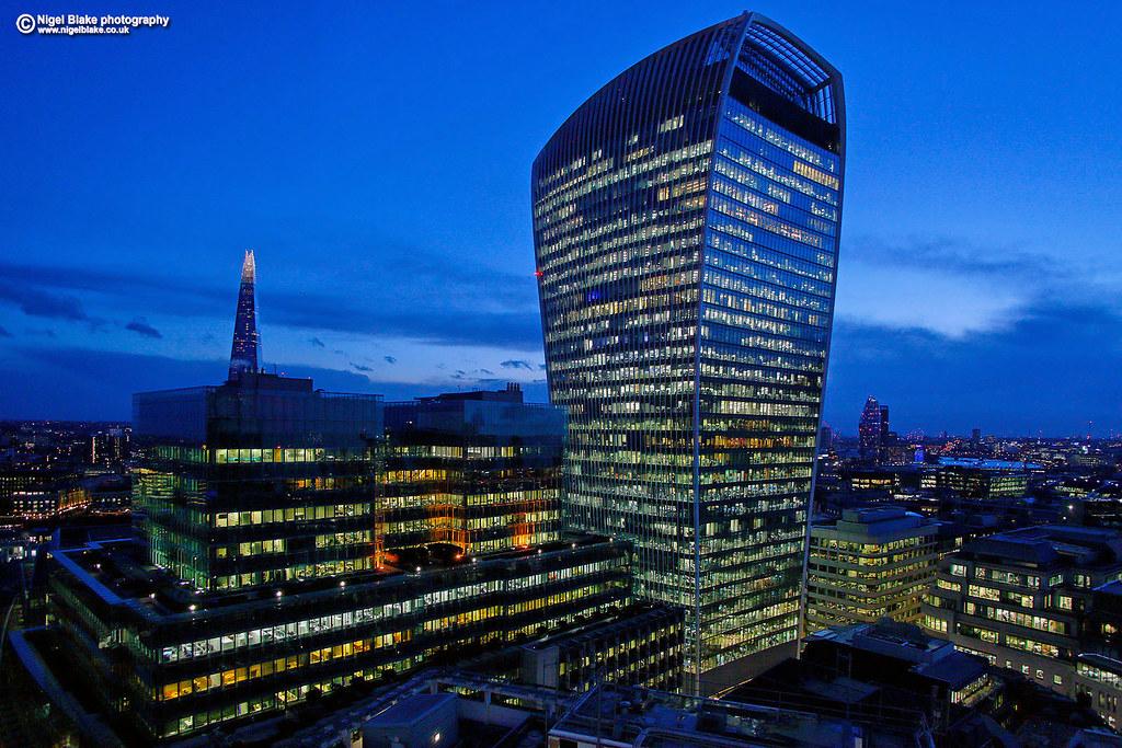 The Walkie Talkie Building, London - Sheet1