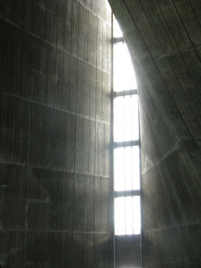 Kenzo Tange's Pritzker winning St. Mary's Cathedral, Tokyo - Sheet12