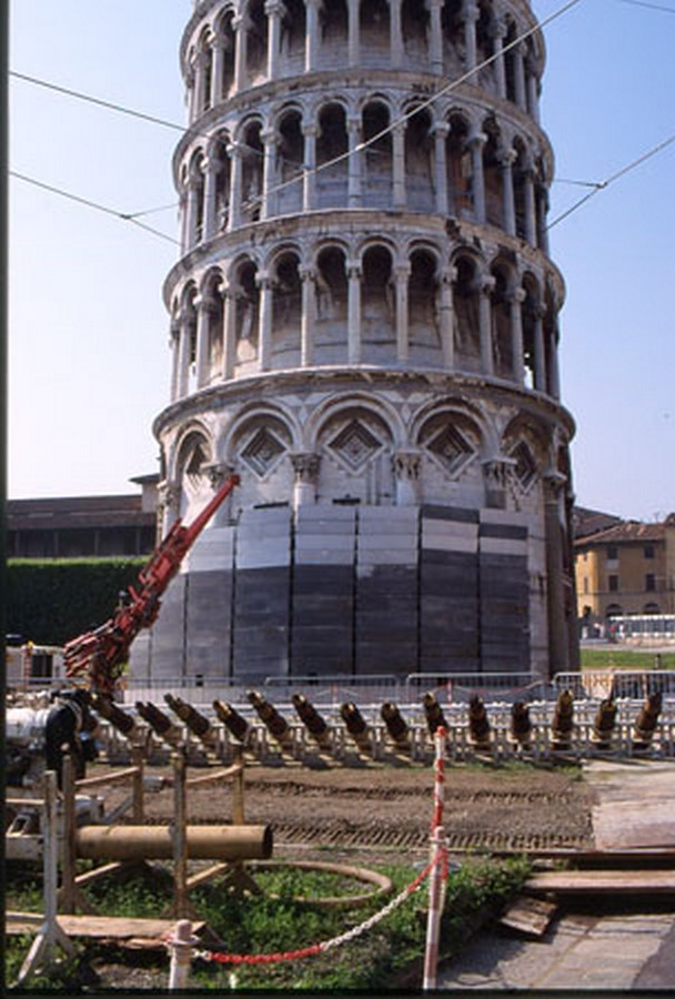 A marvel from a mistake -The Leaning Tower of Pisa - Sheet7