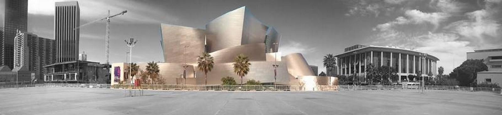 Autobiography of Walt Disney Concert Hall - Sheet1