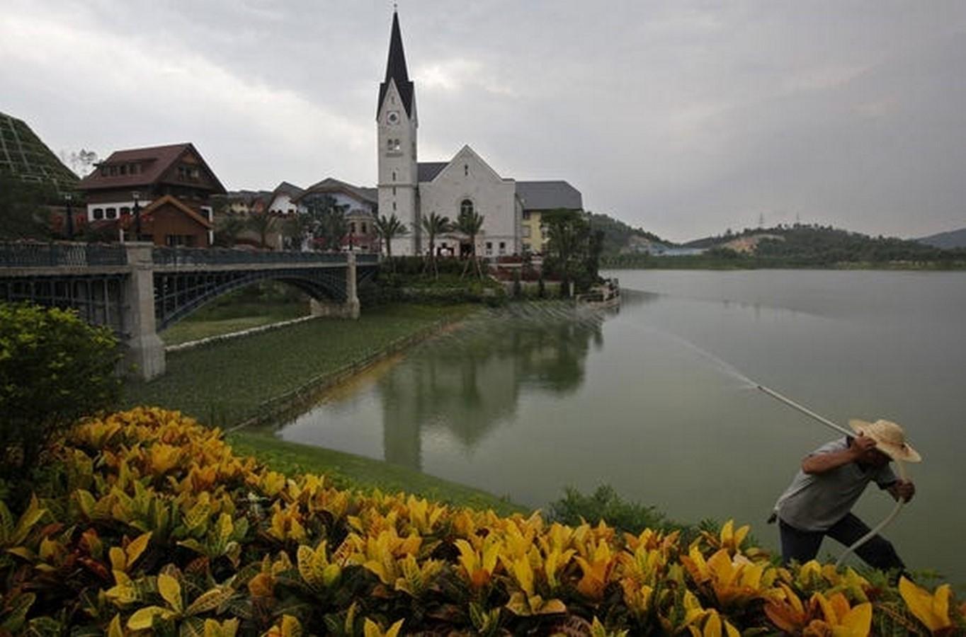 Hallstatt, Austria inspired Guangdong - Sheet2