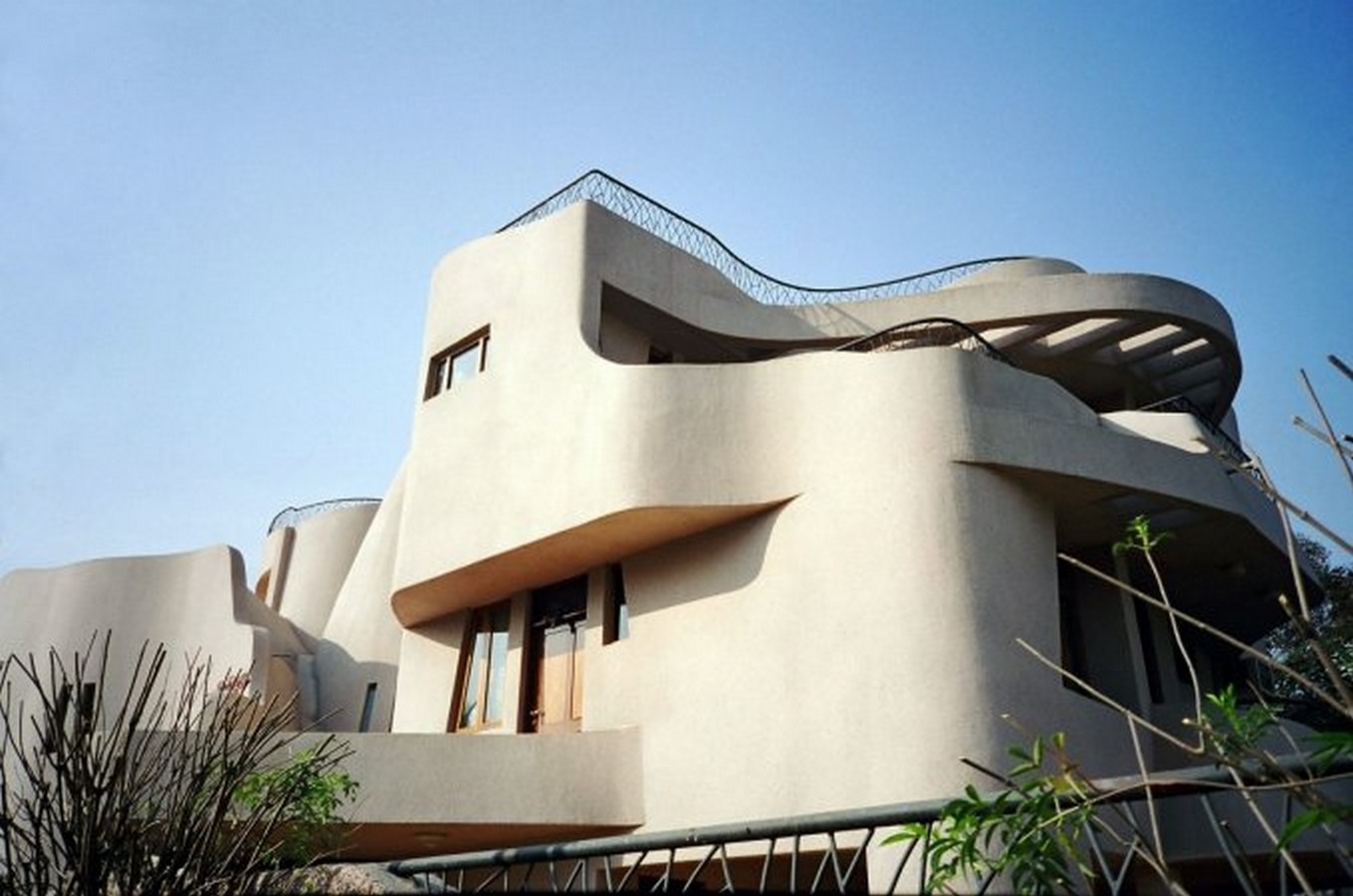 Organic Architecture- Shirish Beri and Associates - Sheet1