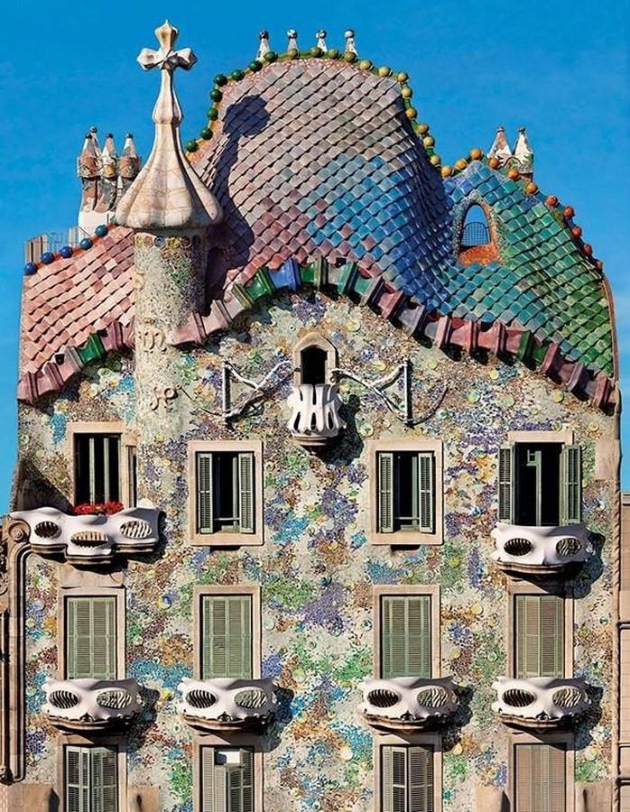 Casa Battlò, Barcelona