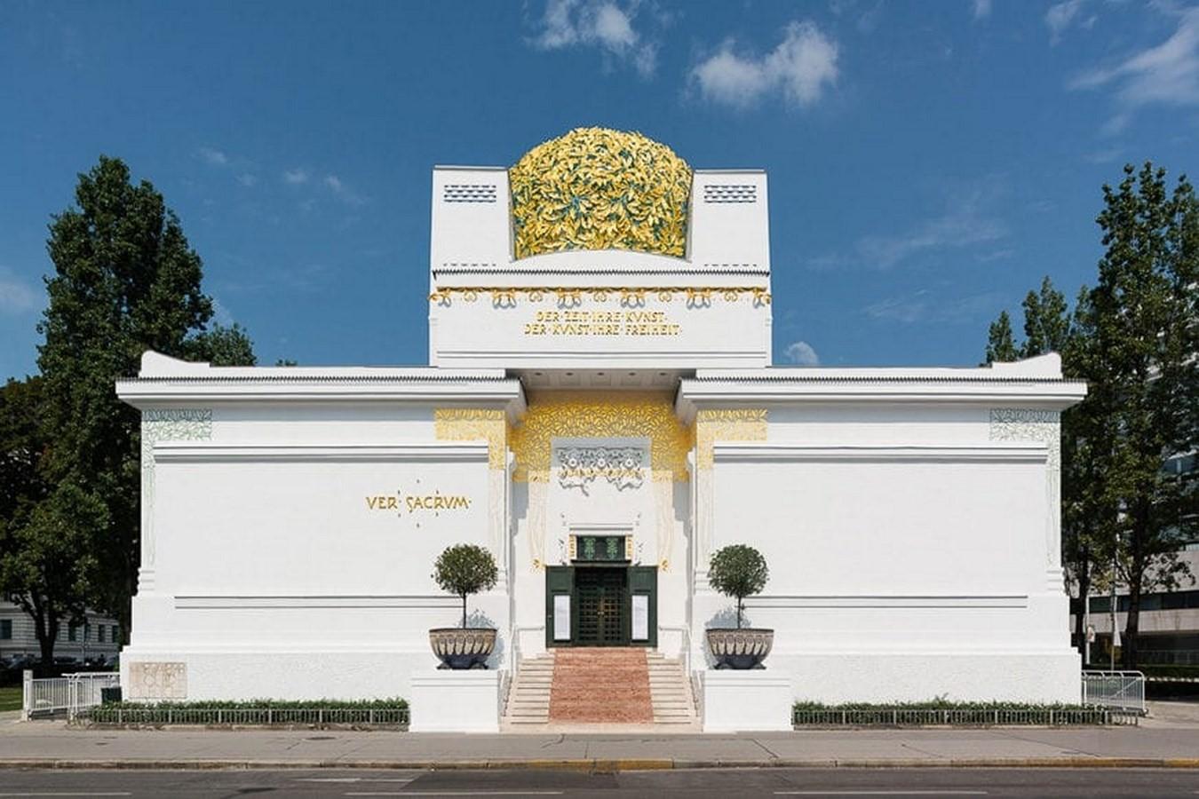 Secession Building, Vienna
