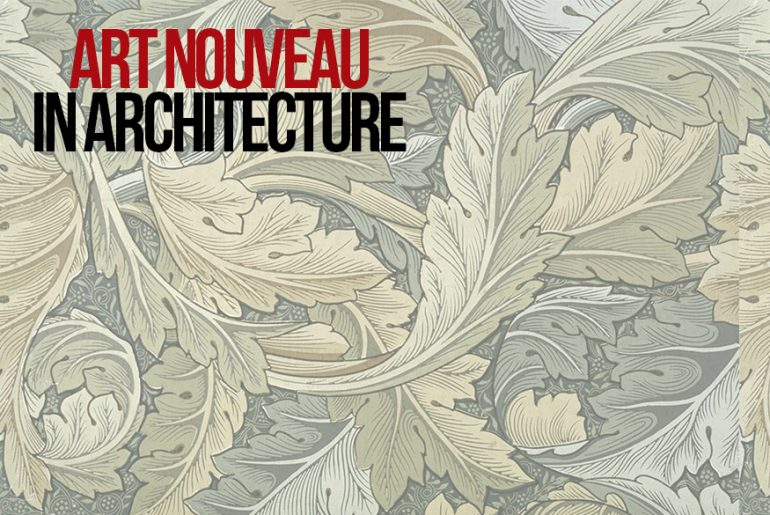 15 Examples of Art Nouveau in Architecture