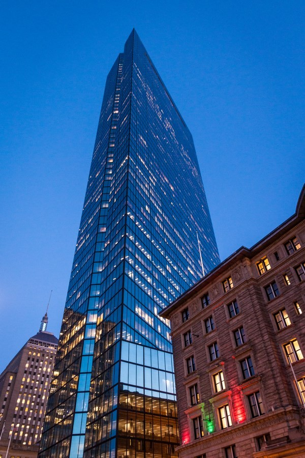 200 Clarendon Street (Formerly known as John Hancock Tower) – 790ft - Sheet2
