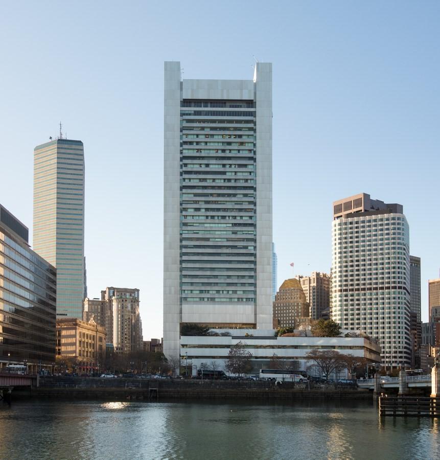 Federal Reserve Bank Building – 614ft - Sheet1
