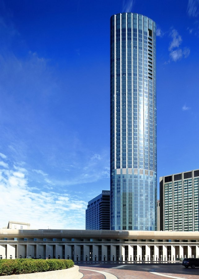 Four Seasons Hotel & Private Residences – 742ft - Sheet1