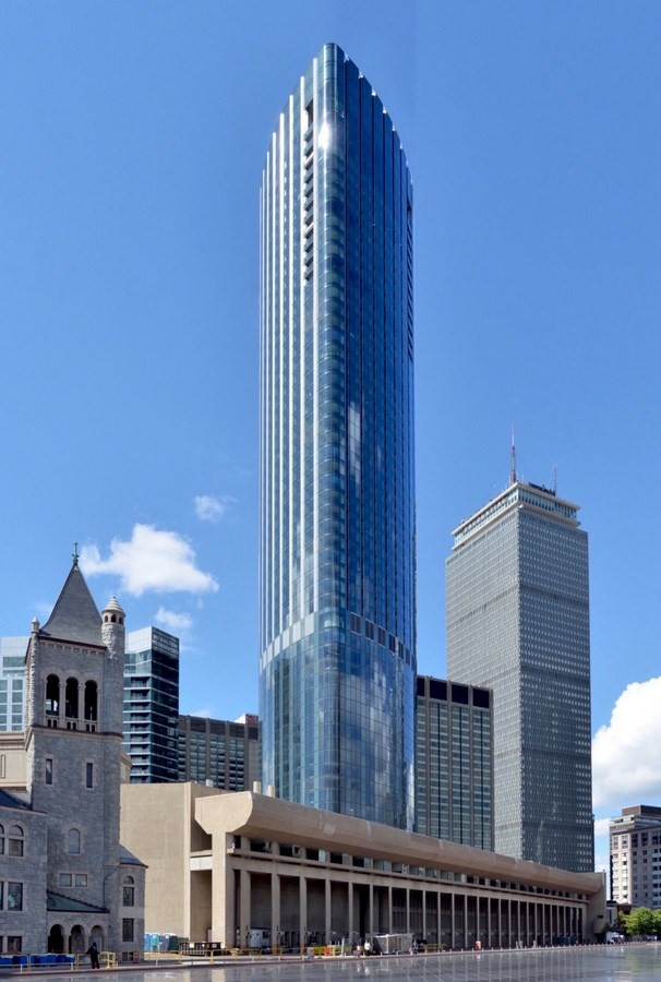 Four Seasons Hotel & Private Residences – 742ft - Sheet3