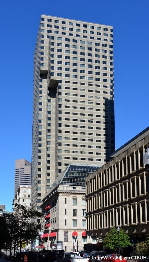 One Post Office Square – 525ft - Sheet1