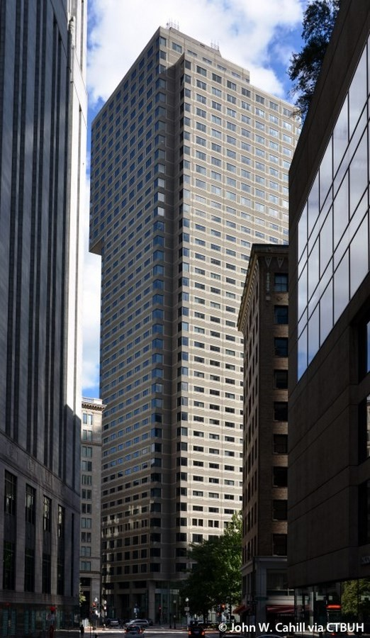 One Post Office Square – 525ft - Sheet3