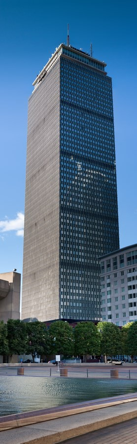 Prudential Tower – 749ft - Sheet2