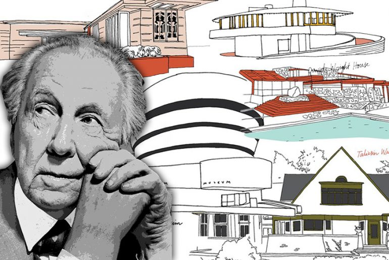 10 Things You Did Not Know About Frank Lloyd Wright