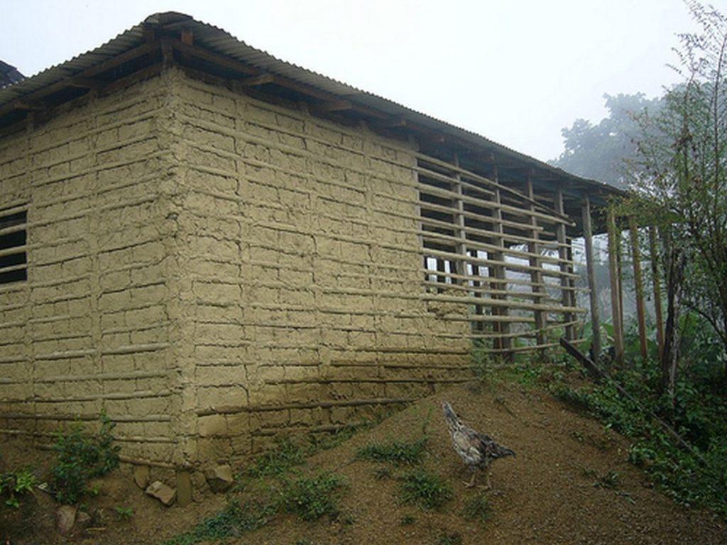 Bahareque Architecture