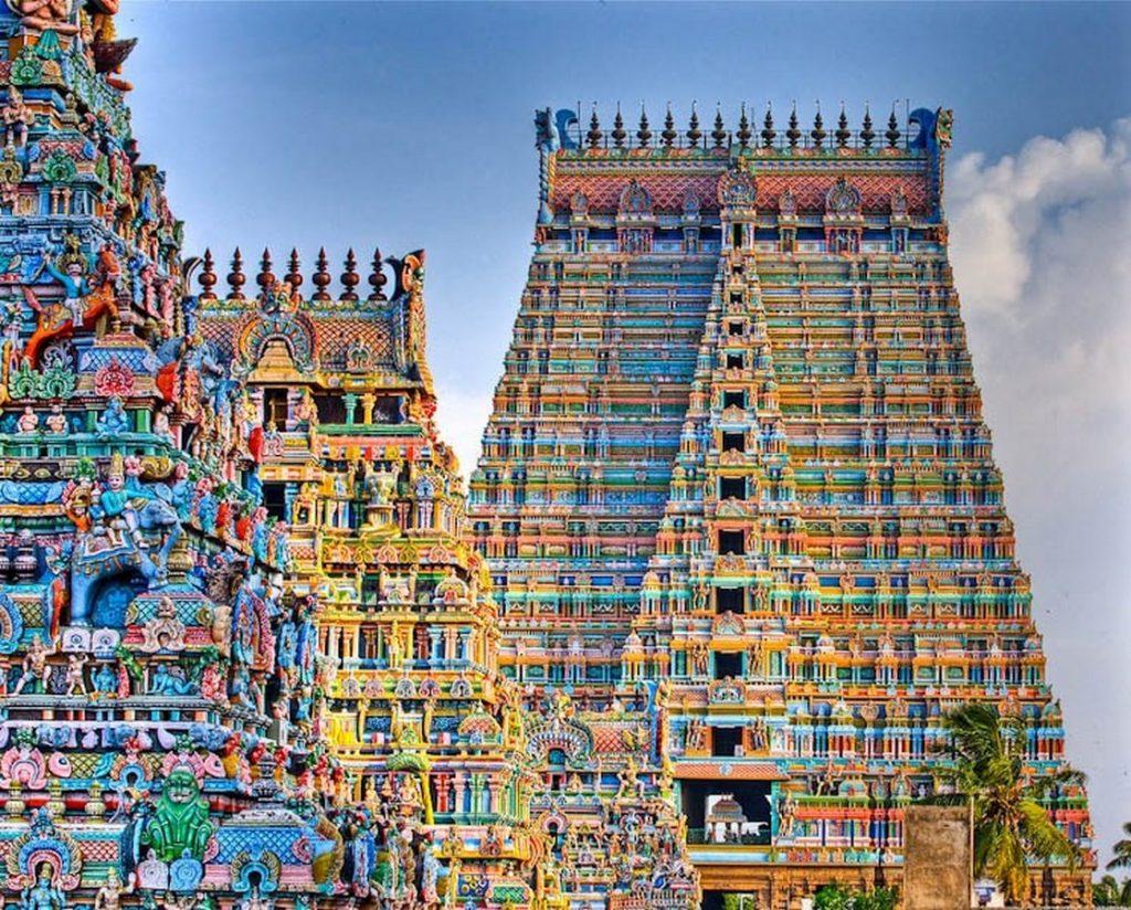 Sri Ranganatha Swamy Temple, Srirangam, Tamil Nadu