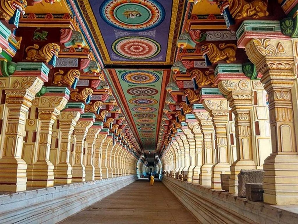 Famous Temples of South India-Ramanathaswamy Temple, Rameswaram