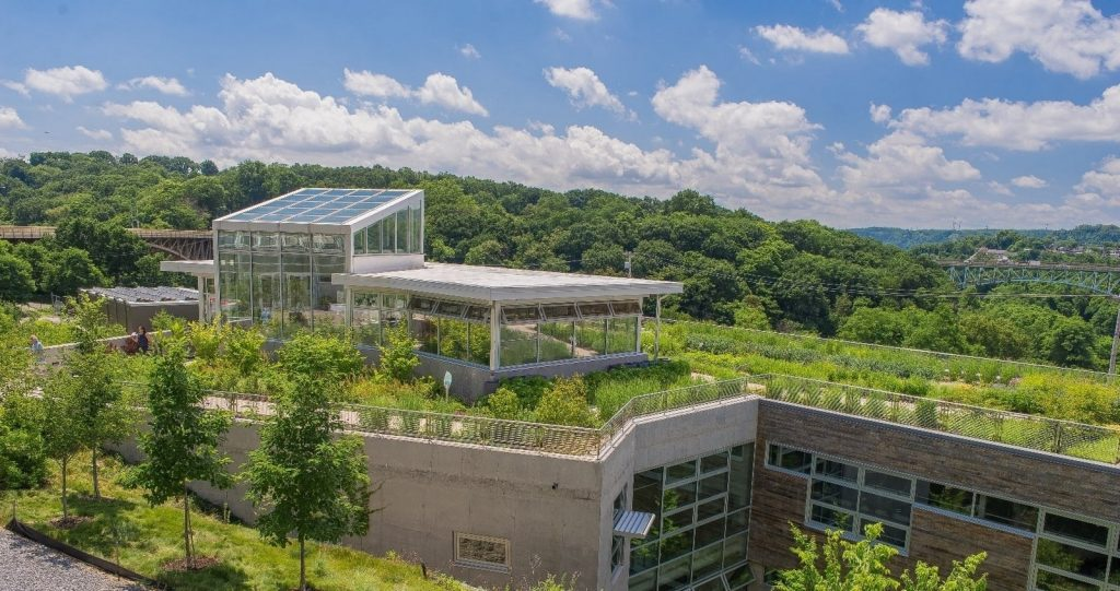 Phipps Centre For Sustainable Landscapes - Sheet3