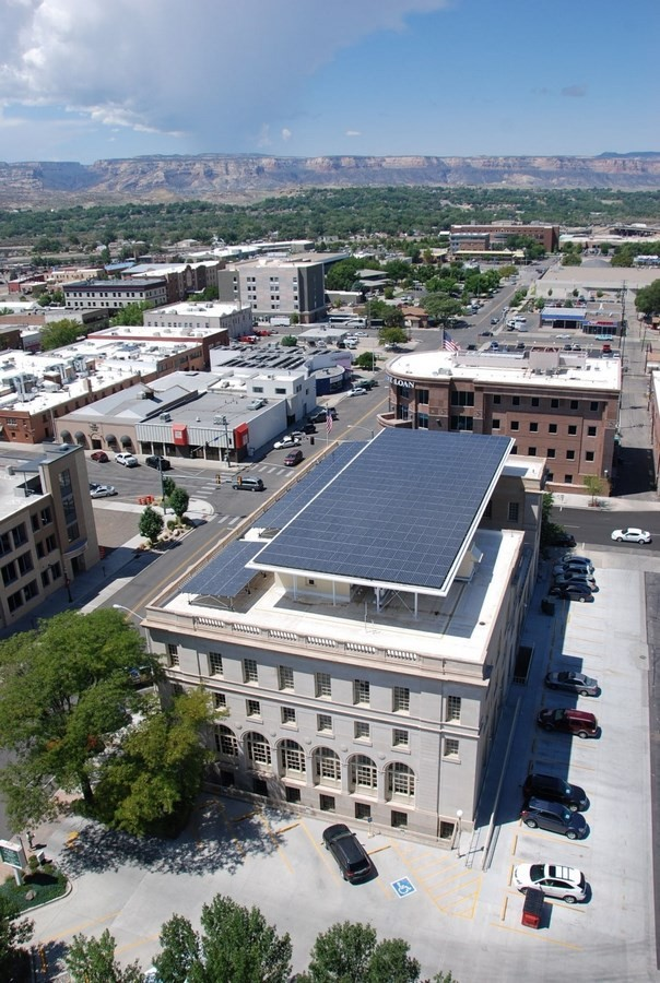 Wayne Aspinall Federal Buildings And U.S Courthouse, Grand Junction - Sheet2