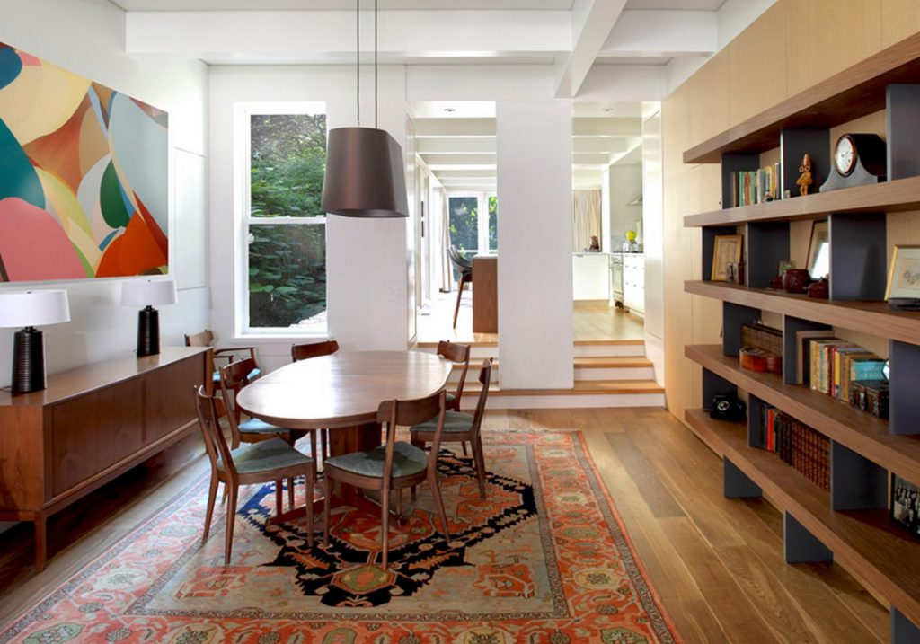 InSitu Design-12 Iconic Projects-Fort Green Townhouse -1