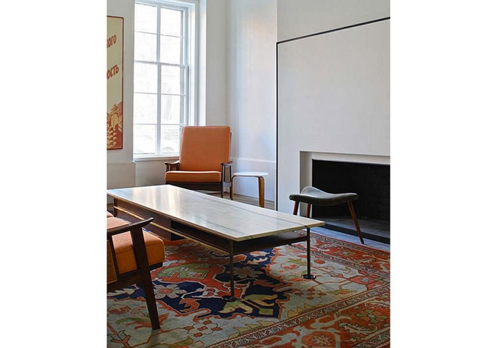 InSitu Design-12 Iconic Projects-Fort Green Townhouse -2