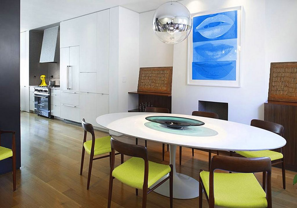 InSitu Design-12 Iconic Projects-Park Slope Townhouse -1