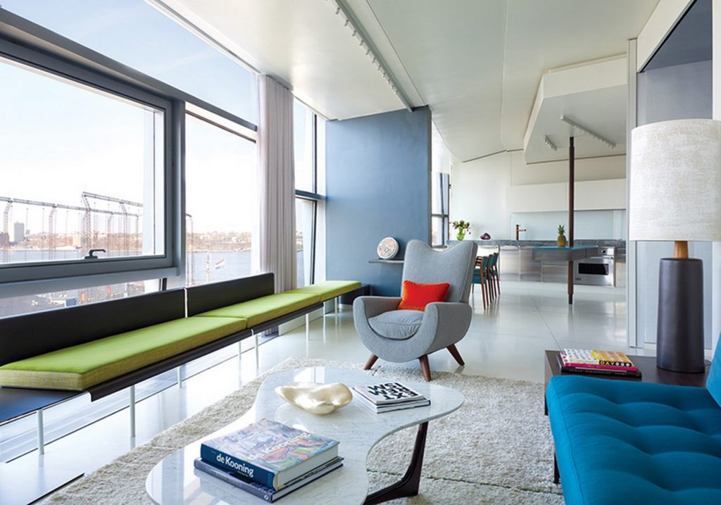 InSitu Design-12 Iconic Projects-Pied-a-Terre -1