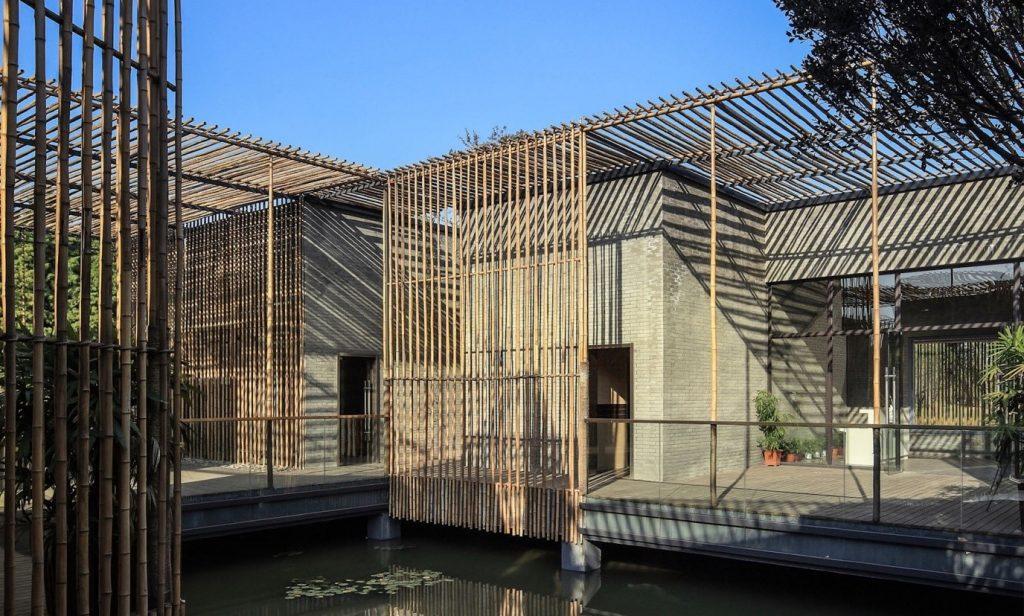 Bamboo Courtyard Teahouse by HWCD Associates -2