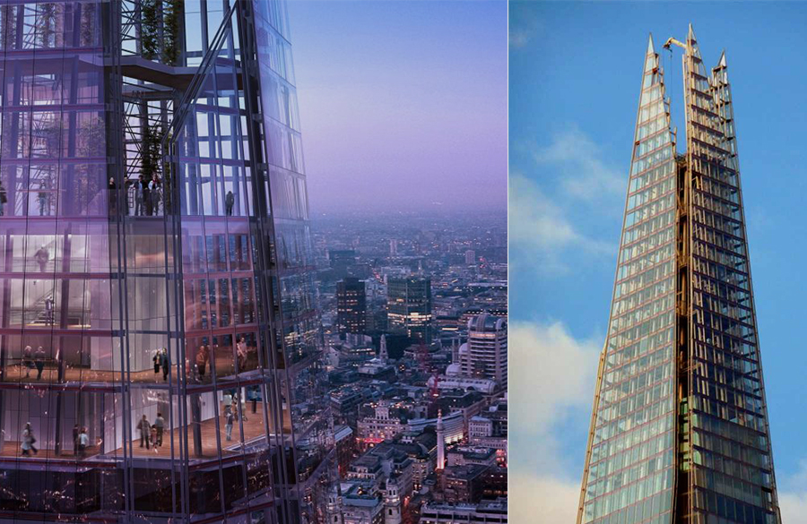 Constructing The Shard and The Future of Skyscrapers