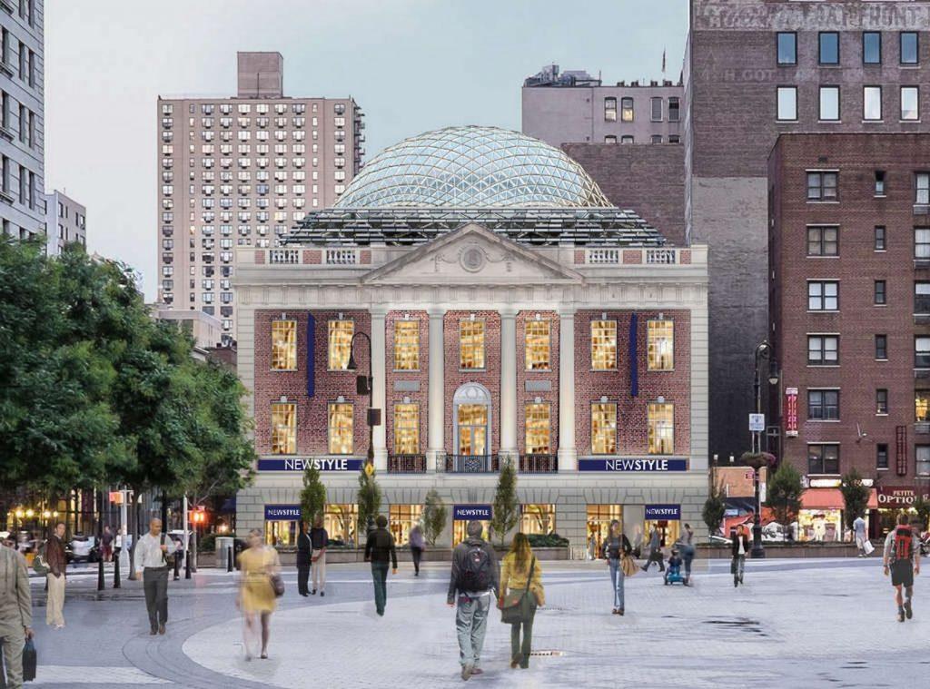 Tammany Hall, NYC