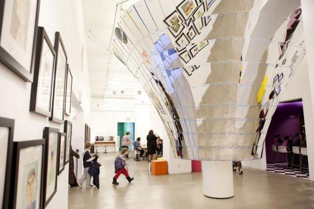 Children's Museum of the Arts - Sheet2