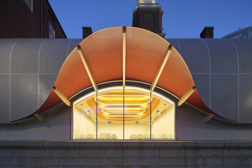 New Student Center for RISD - Sheet2