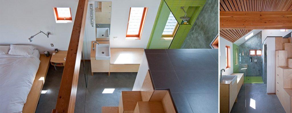 Chartreuse House - Sheet5