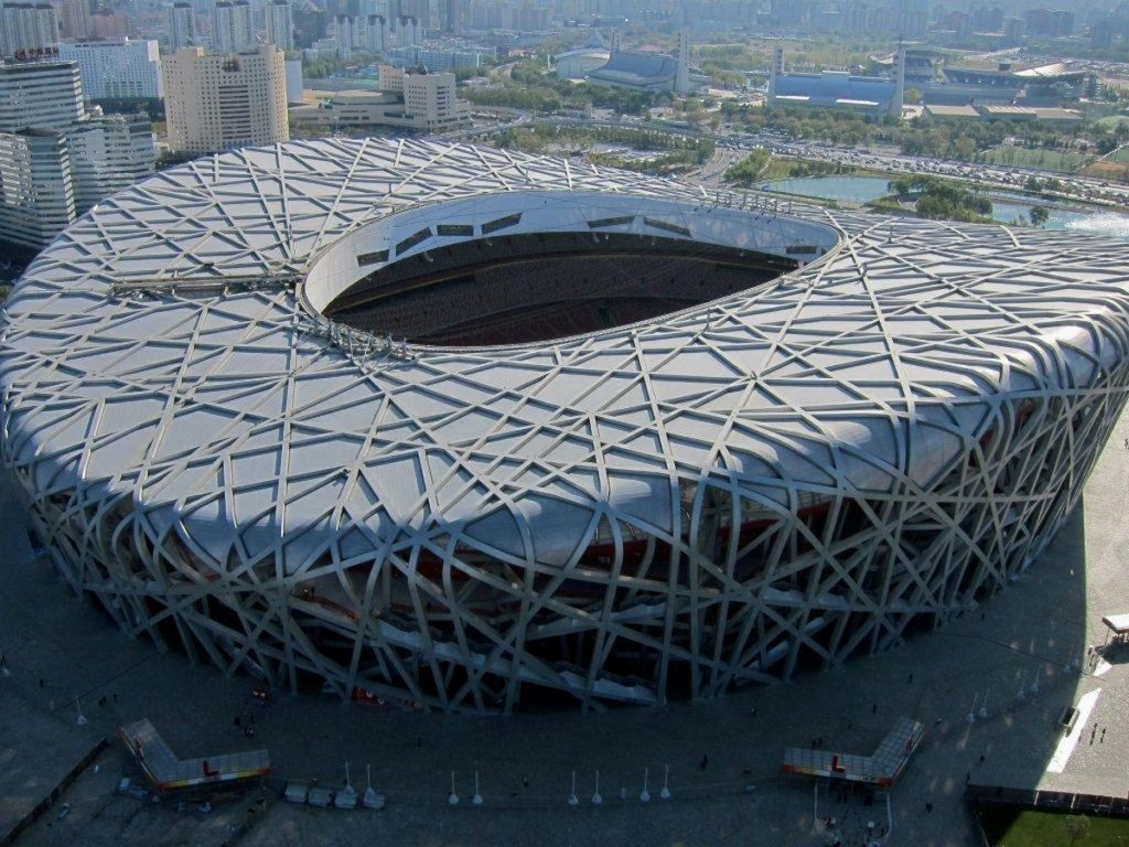Beijing National Stadium, Beijing - Sheet2