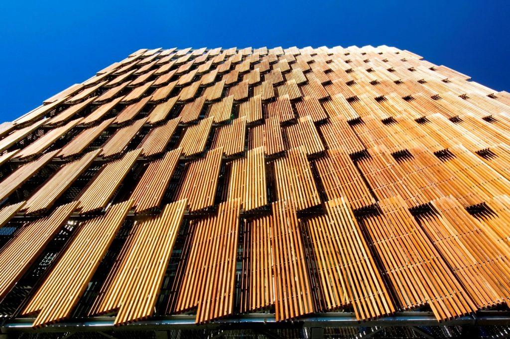 Council House 2, Melbourne - Sheet1