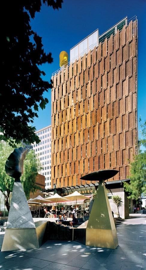Council House 2, Melbourne - Sheet3