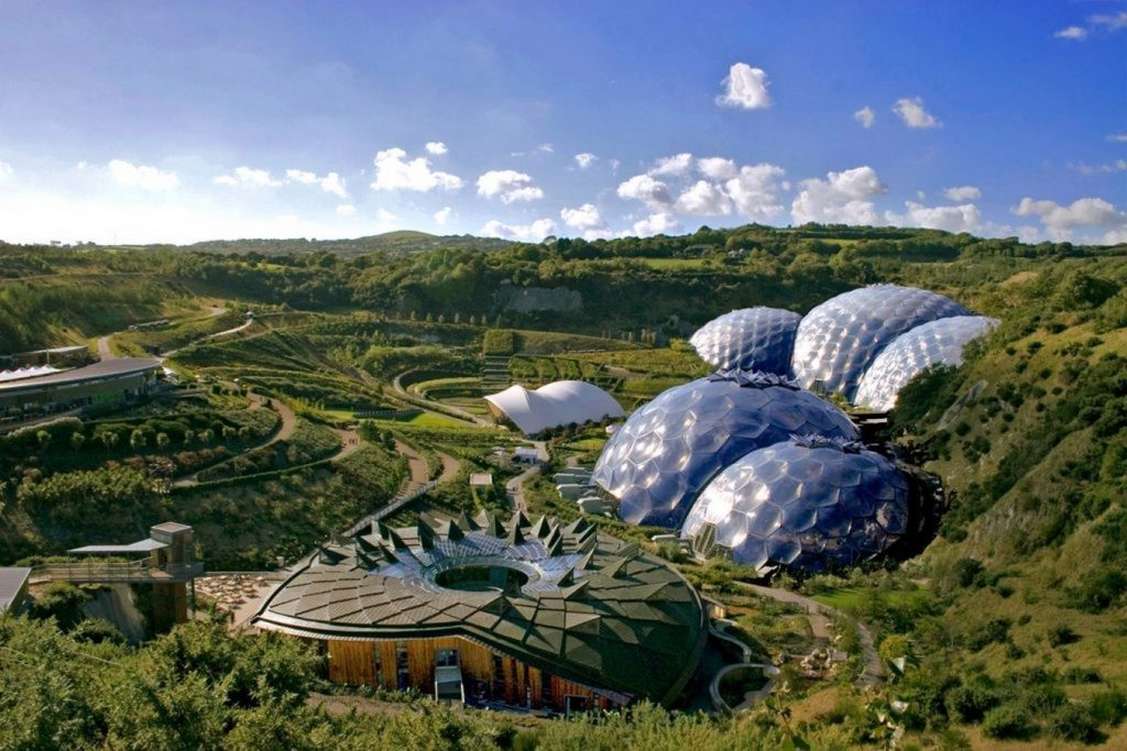 Eden Project, England2