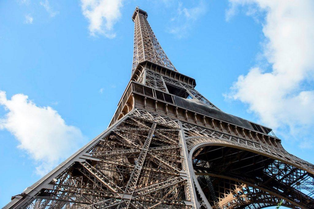 Eiffel Tower, Paris - Sheet2