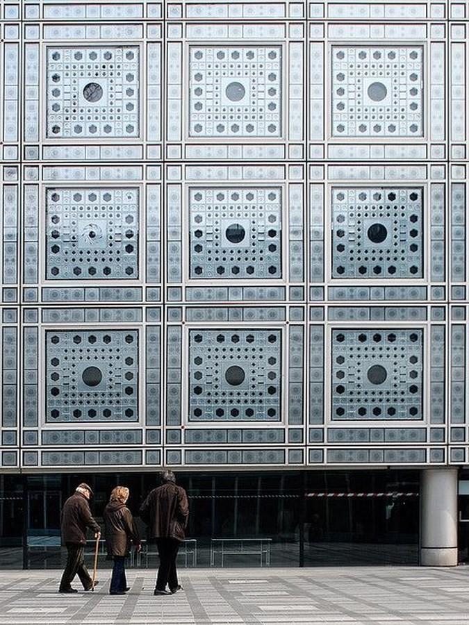Institute du Monde Arabe, Paris - Sheet1