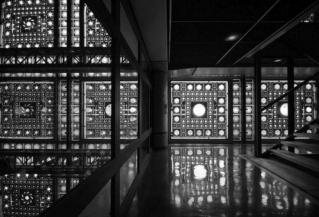 Institute du Monde Arabe, Paris - Sheet2