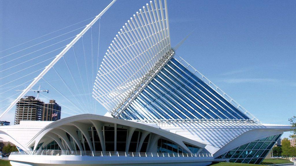 Milwaukee Art Museum, Wisconsin - Sheet1
