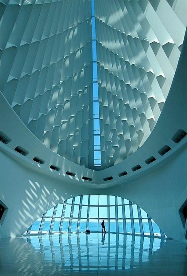 Milwaukee Art Museum, Wisconsin - Sheet3