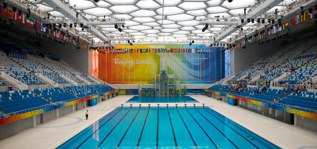 National Aquatics Center, Beijing - Sheet2