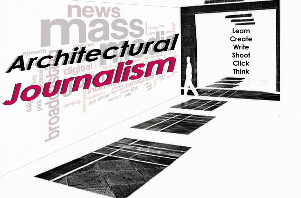 What change can writing about architecture bring in the architectural community -1