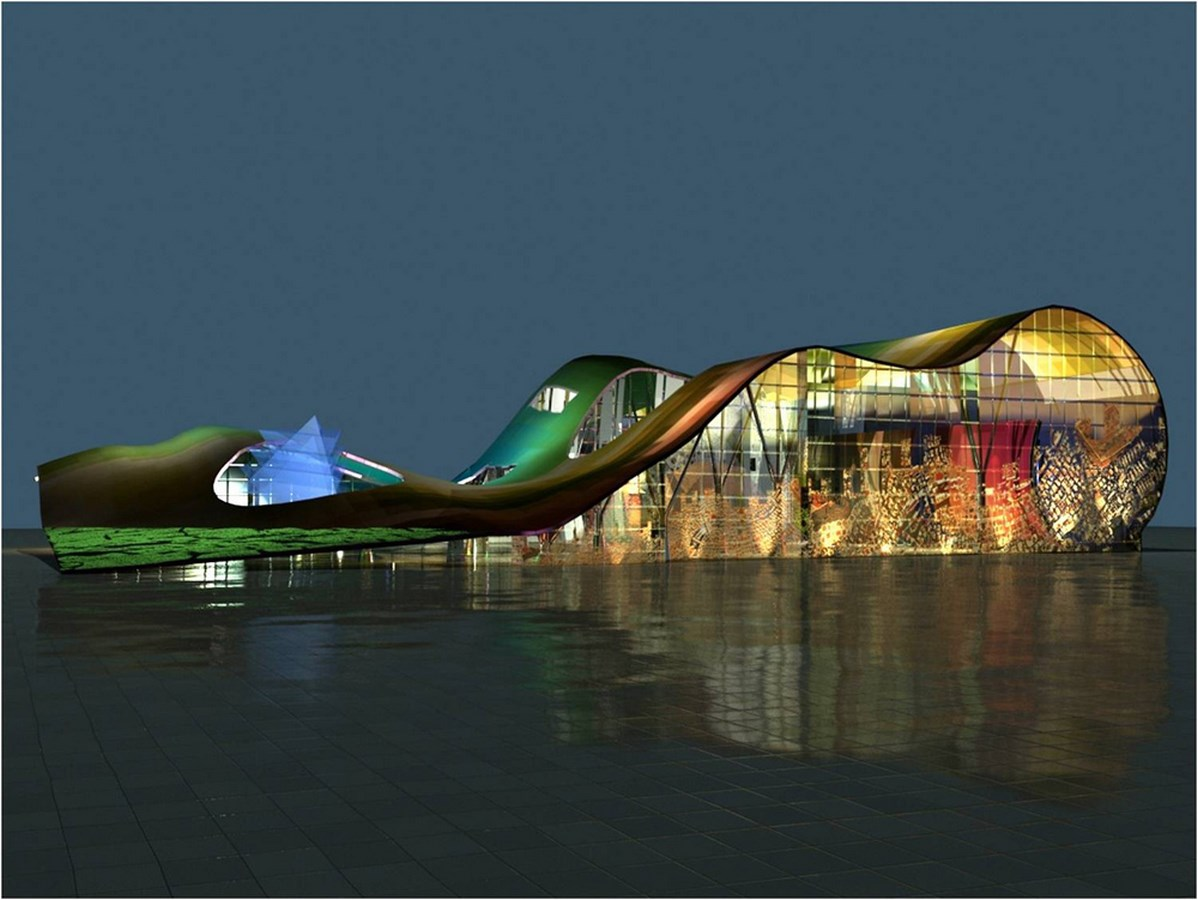 Matharoo Associates-15 Iconic Projects- Indian Pavilion -1